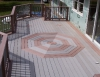 Deck staining - Rochester, NY