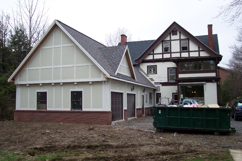 Mansion painting - Rochester, NY