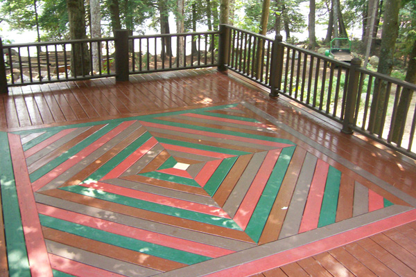 Deck Staining Seamless Decorating Paint Amp Wallpaper