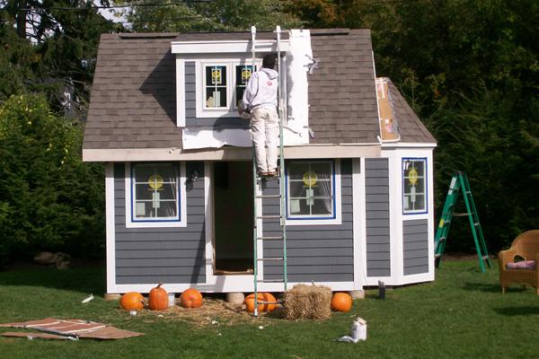Exterior House Color Schemes Cottages Images